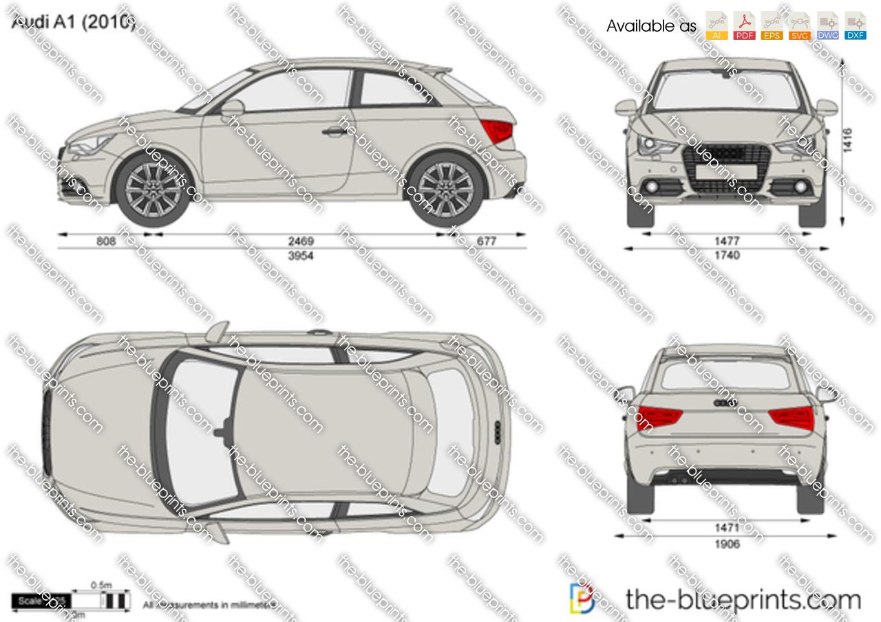 Audi A1 2013