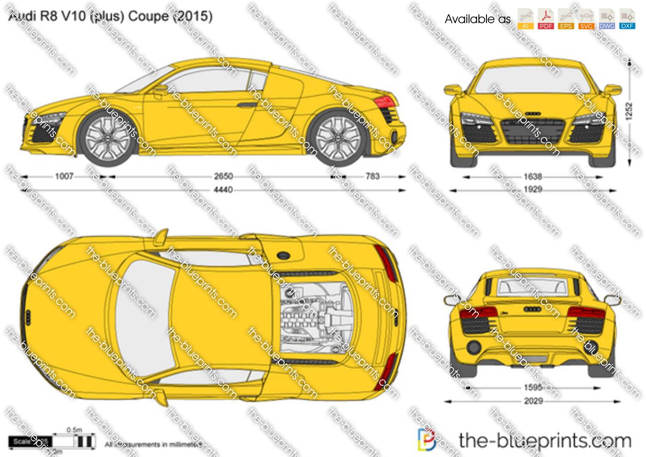 Audi R8 V10 (plus) Coupe 2014