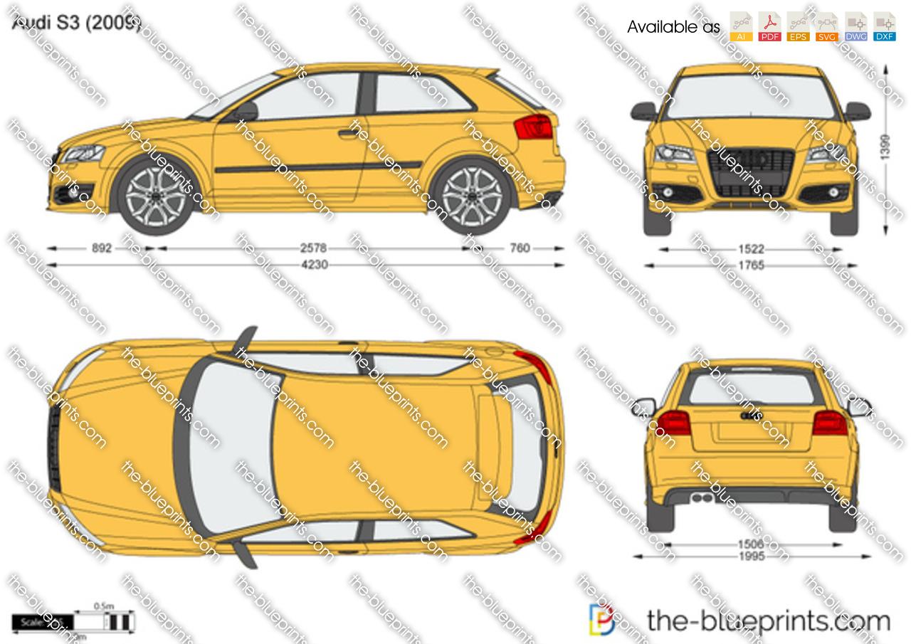 Audi S3 2007