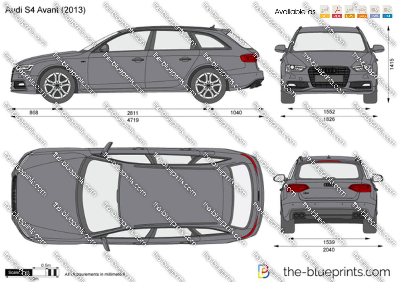 Audi S4 Avant 2014