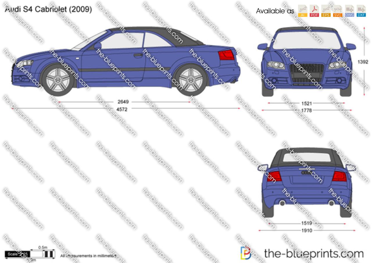 Audi S4 Cabriolet 2012