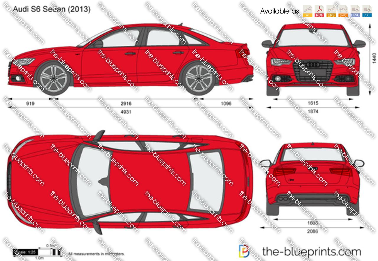 Audi S6 Sedan 2017