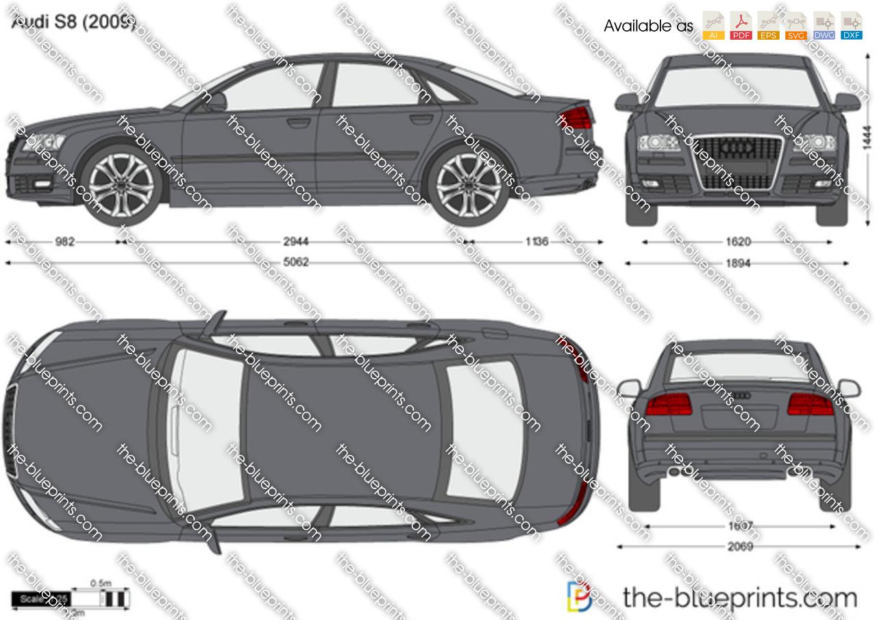 Audi S8 2006