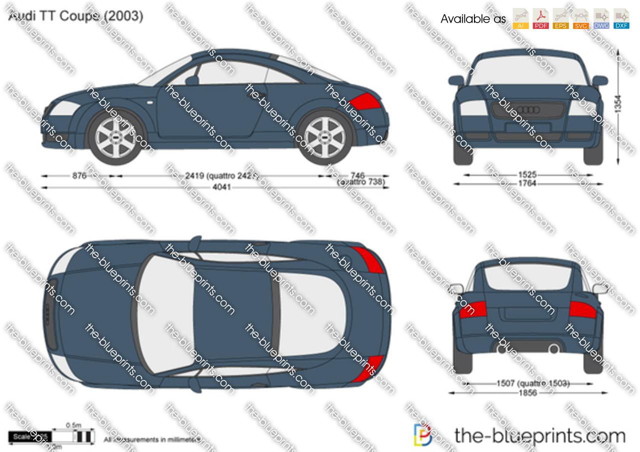 Audi TT Coupe 2004