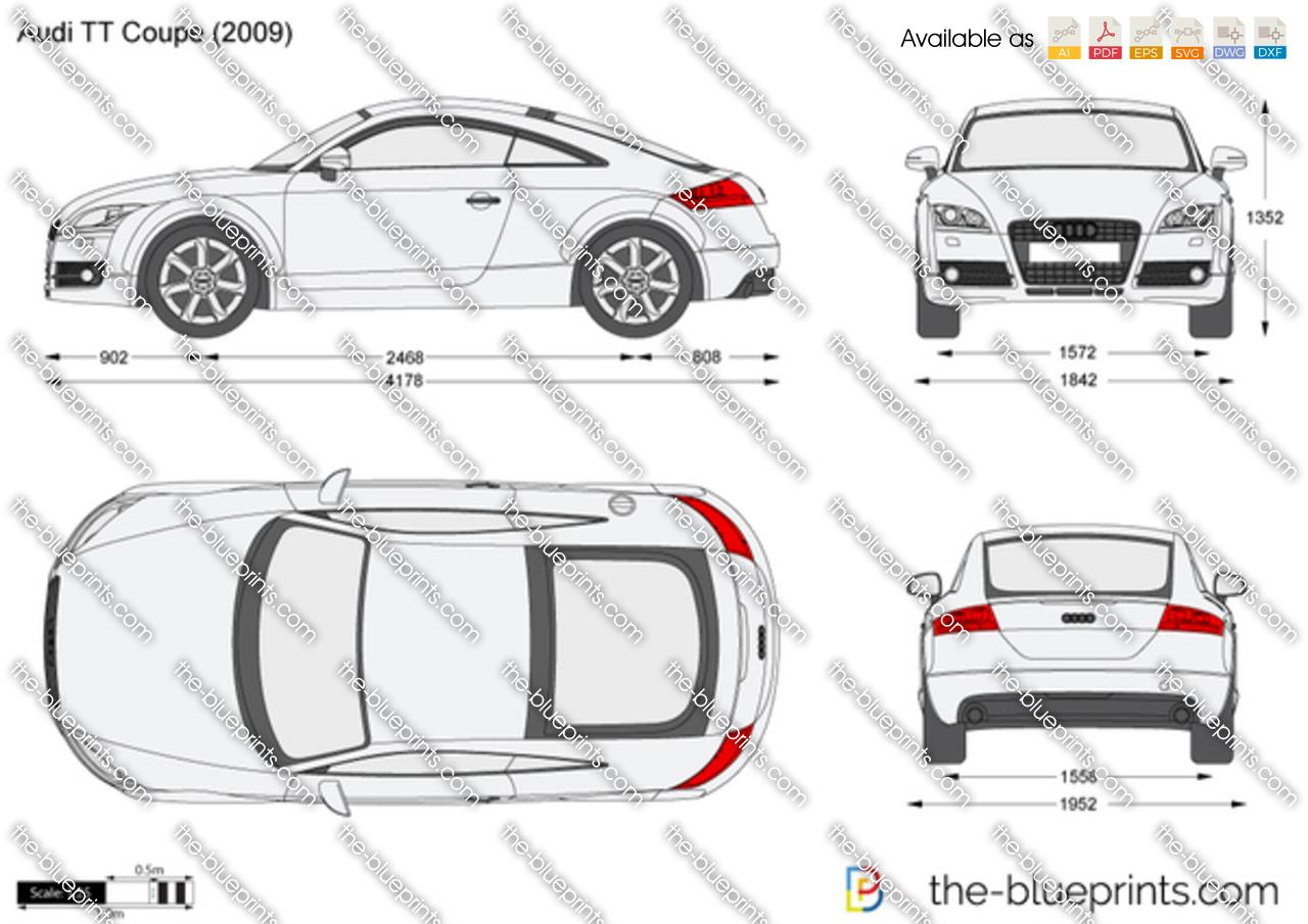 Audi TT Coupe 2014