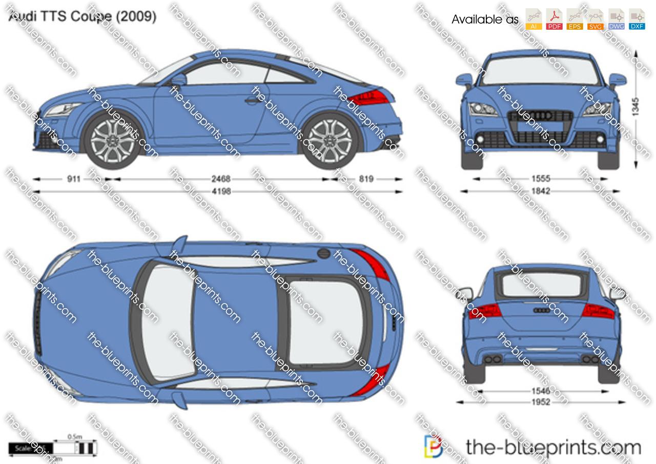 Audi TTS Coupe 2012
