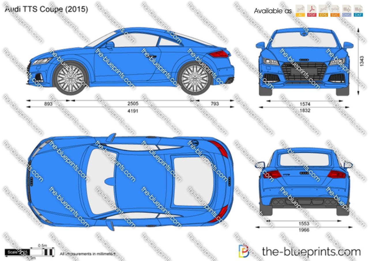 Audi TTS Coupe 2016
