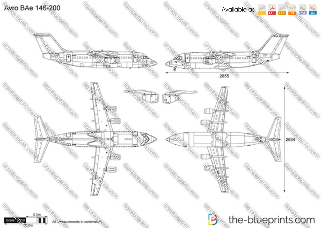 Avro BAe 146-200