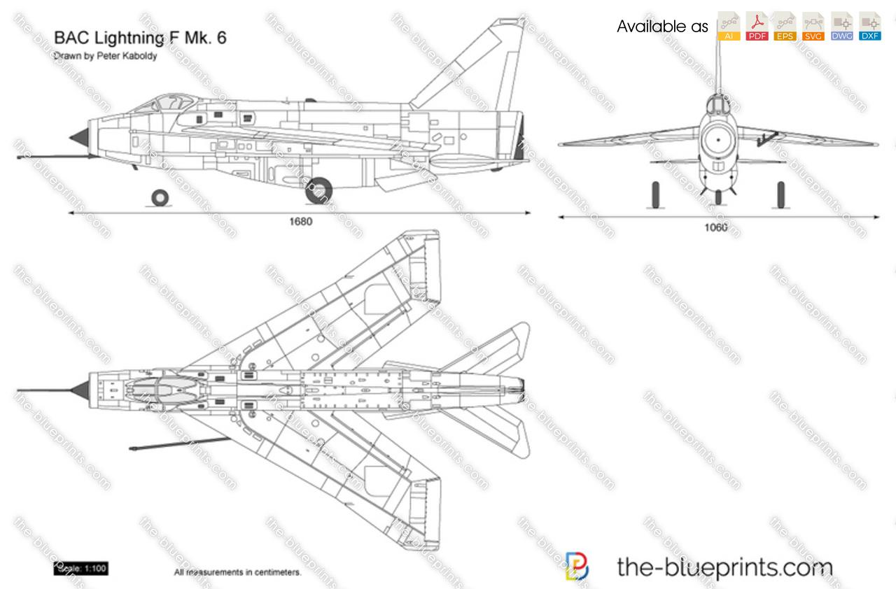 BAC Lightning F Mk. 6