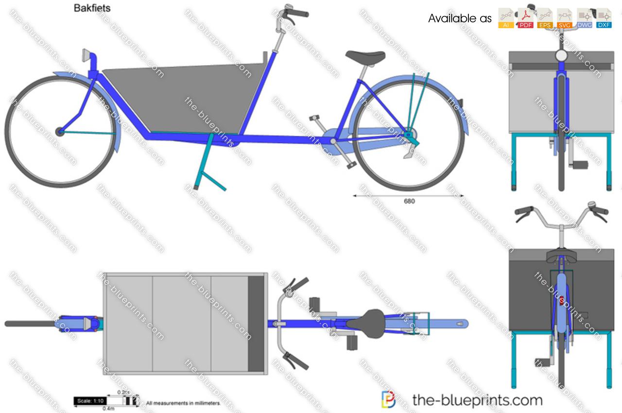 Bakfiets Cargo Bike