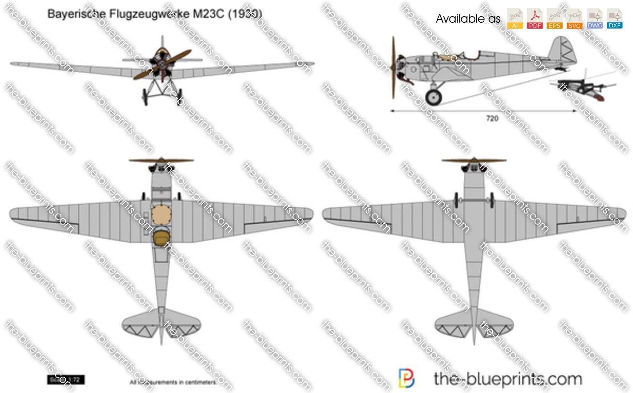 Bayerische Flugzeugwerke M23C