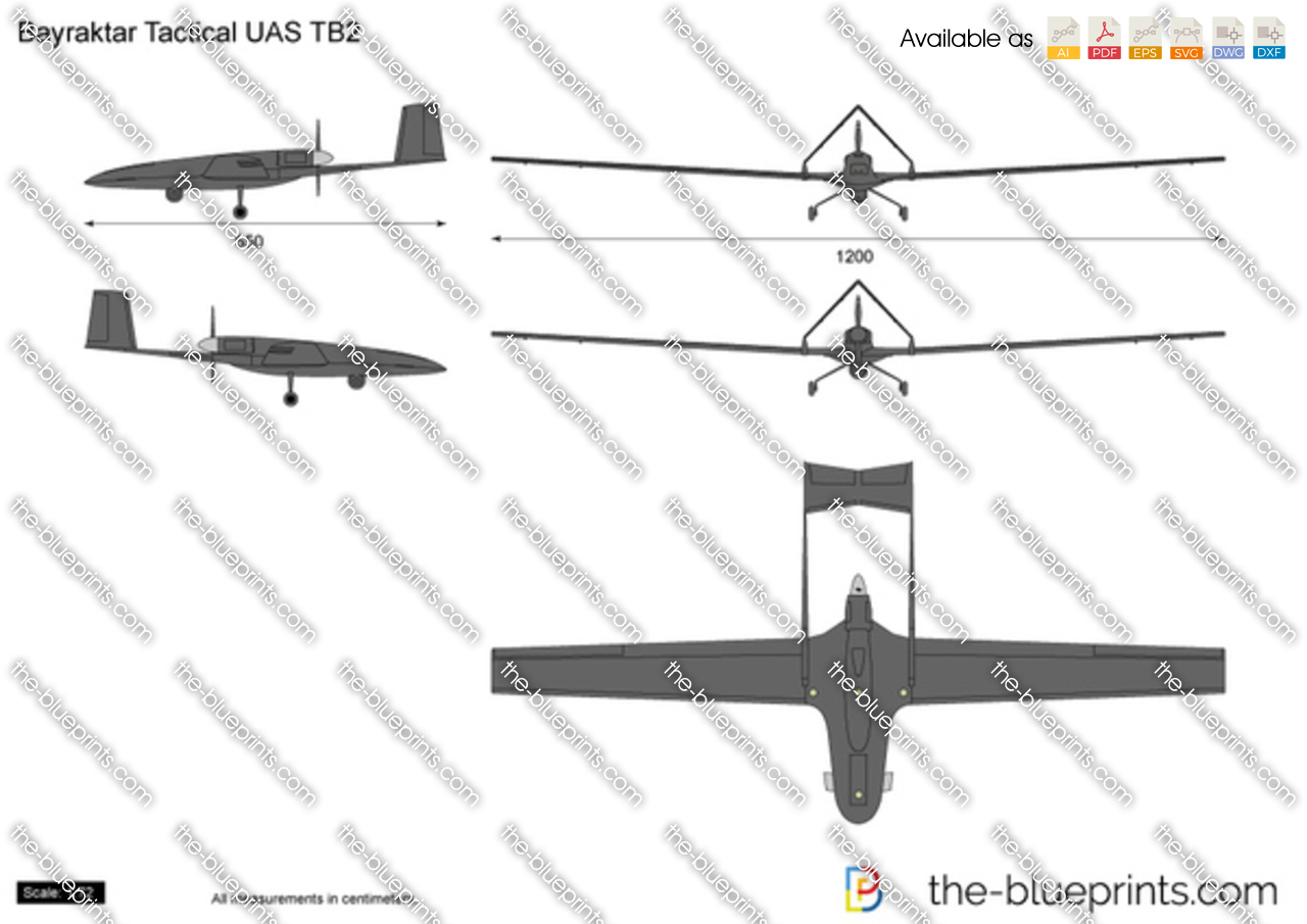 Bayraktar Tactical UAS TB2