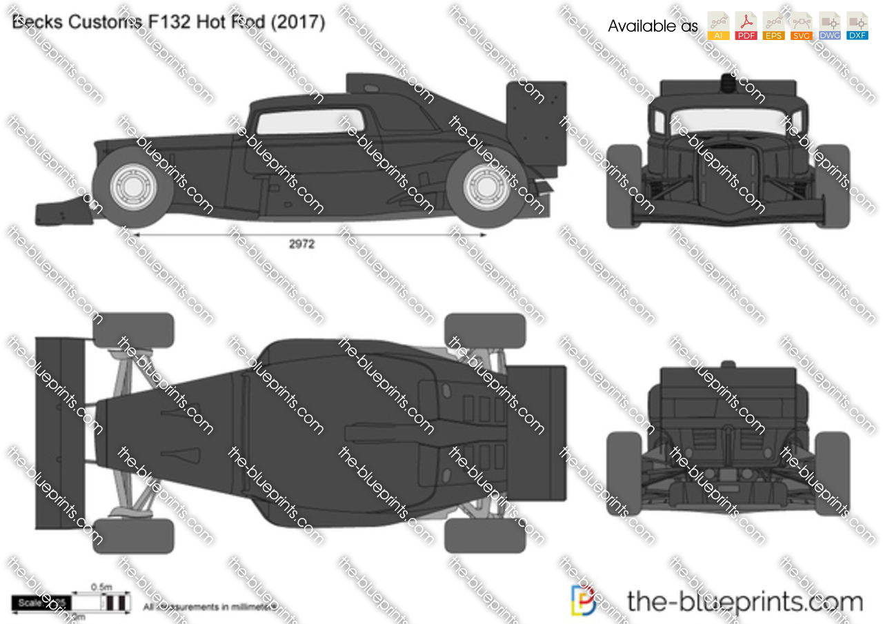 Becks Customs F132 Hot Rod