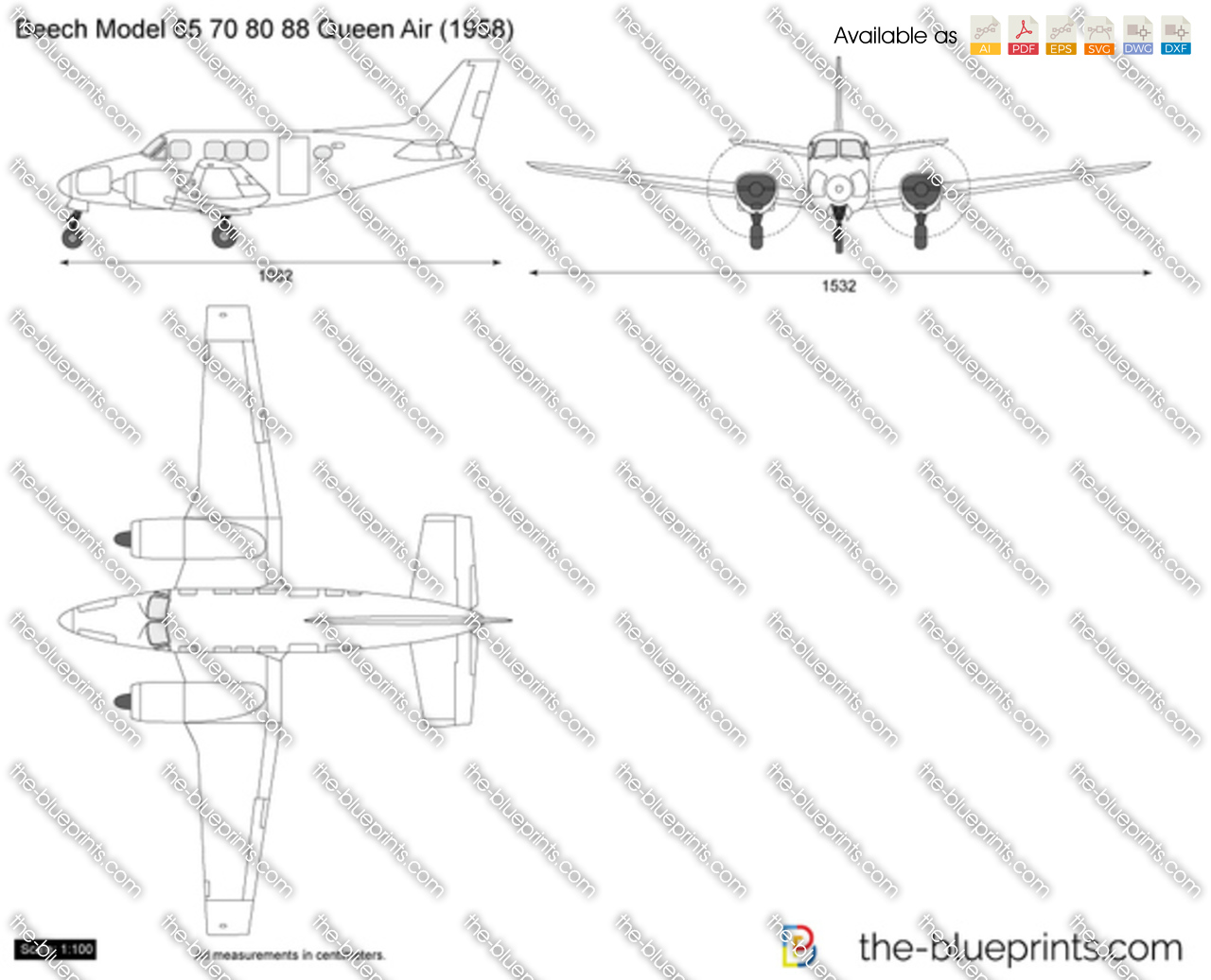 Beech Model 65 70 80 88 Queen Air