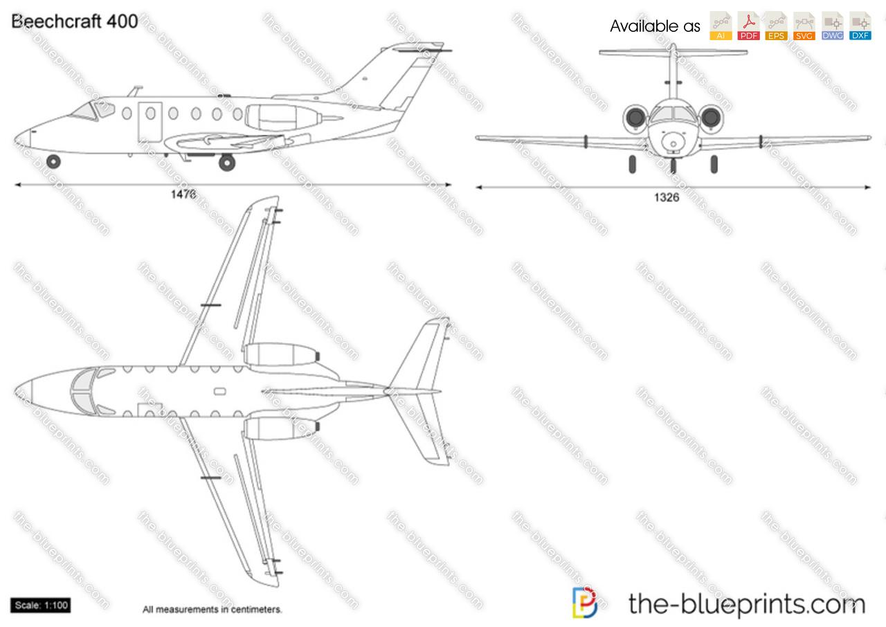 Beechcraft 400