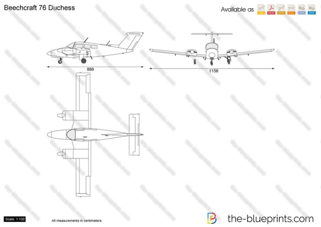Beechcraft 76 Duchess