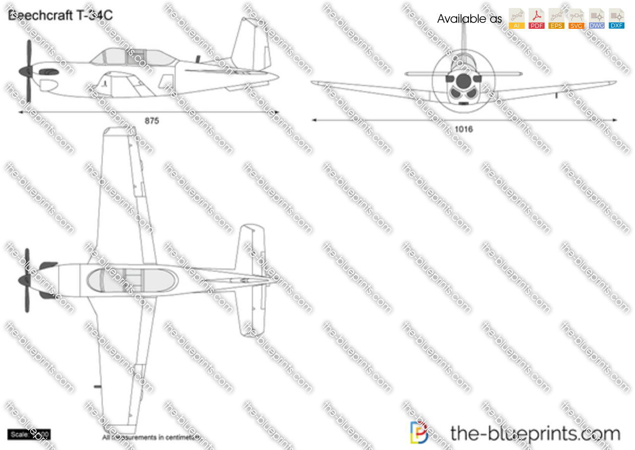 Beechcraft T-34C