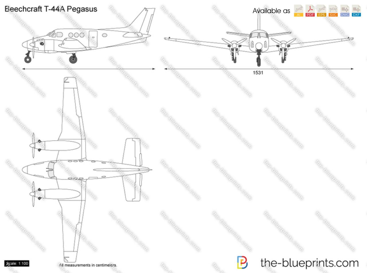 Beechcraft T-44A Pegasus