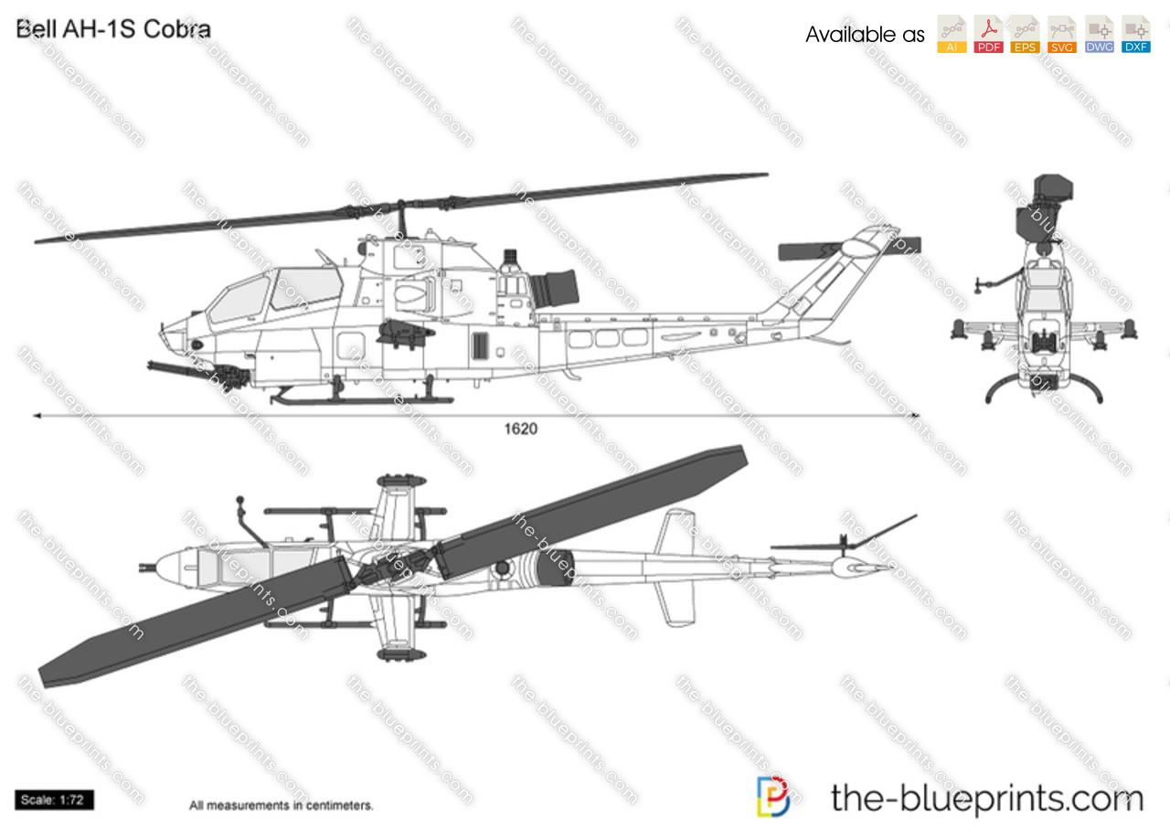Bell AH-1S Cobra