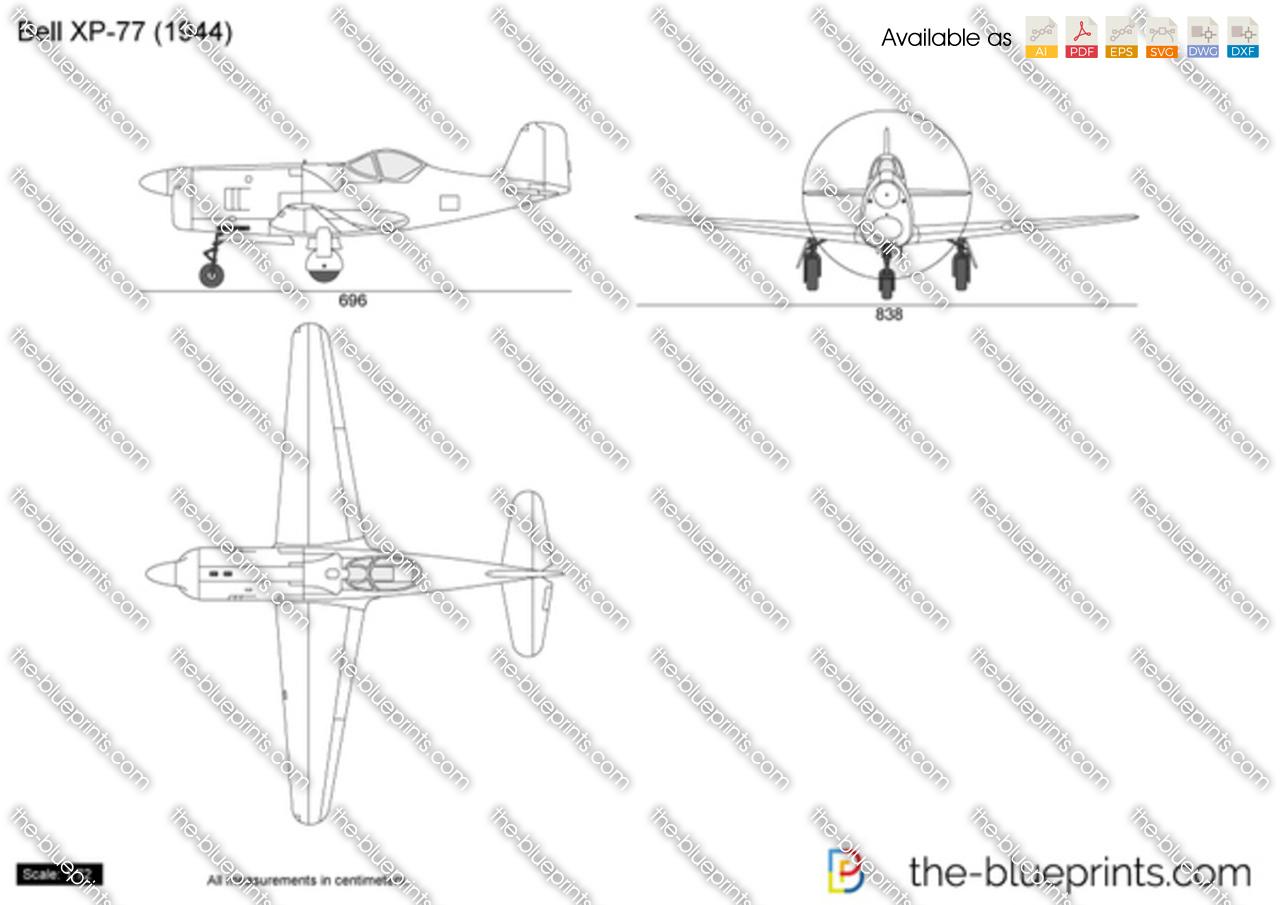 Bell XP-77