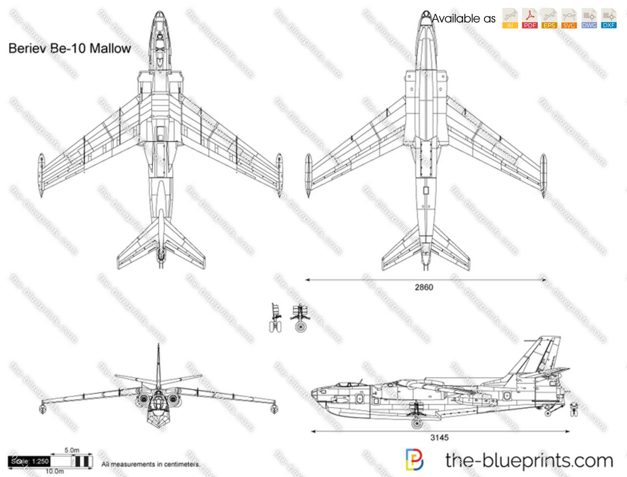 Beriev Be-10 Mallow