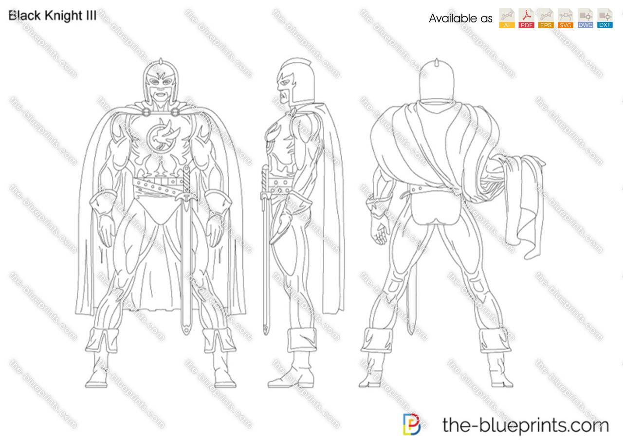 Black Knight III