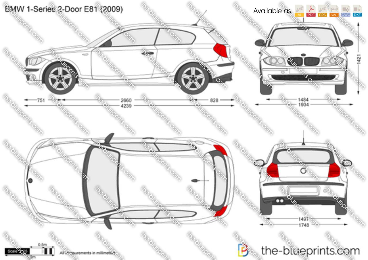 BMW 1-Series 2-Door E81