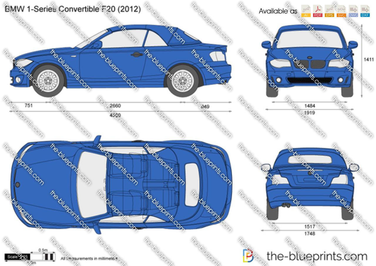BMW 1-Series Convertible F20