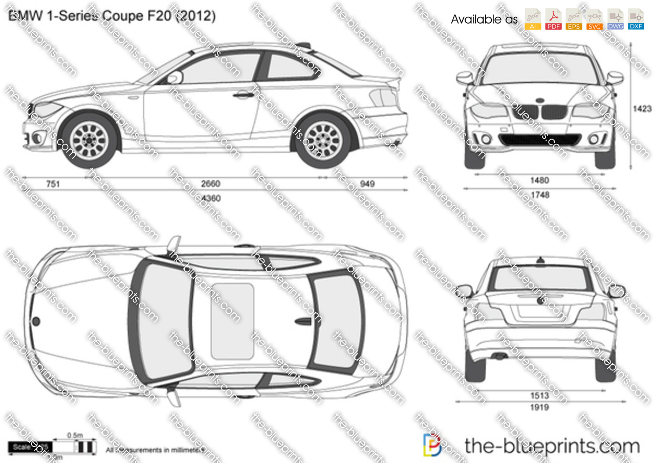 BMW 1-Series Coupe F20 2014