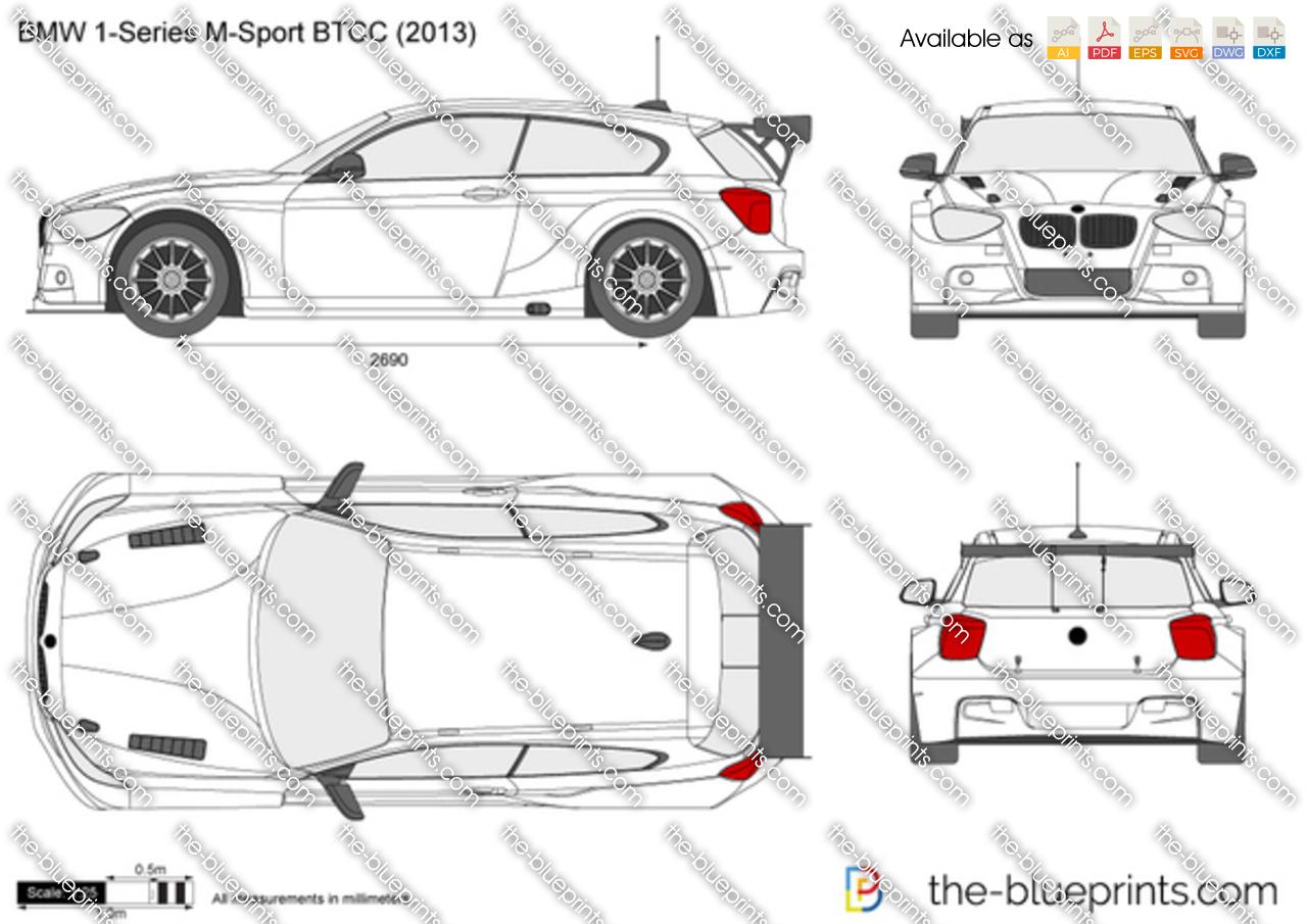 BMW 1-Series M-Sport BTCC