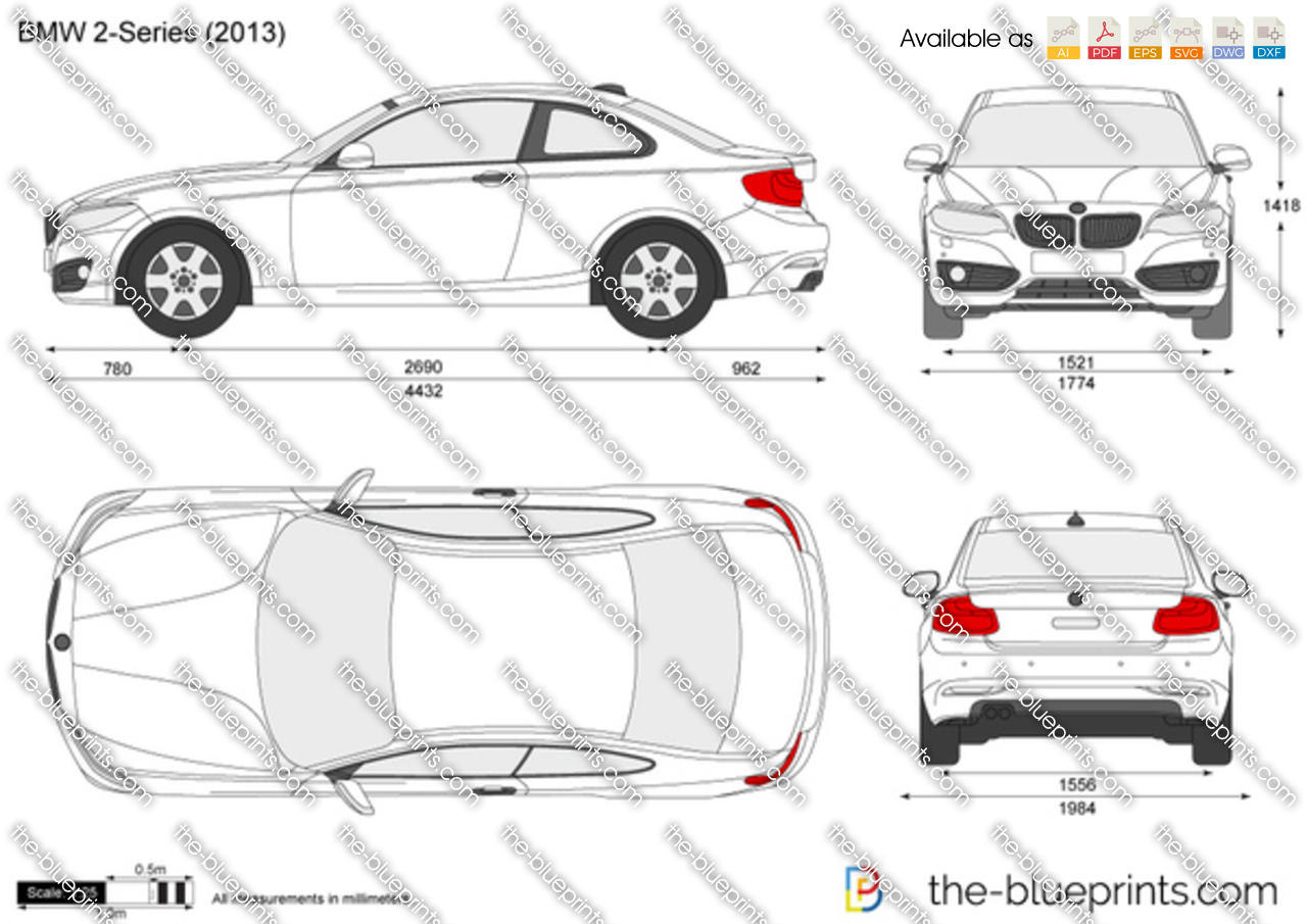 BMW 2-Series Coupe F22 2014