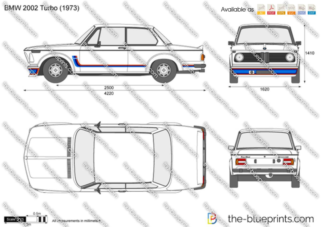 BMW 2002 Turbo 1973