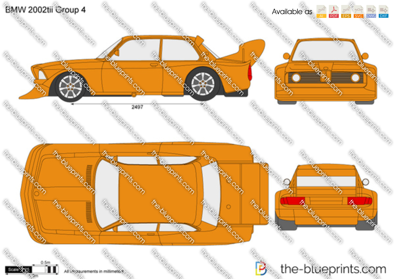 BMW 2002tii Group 4