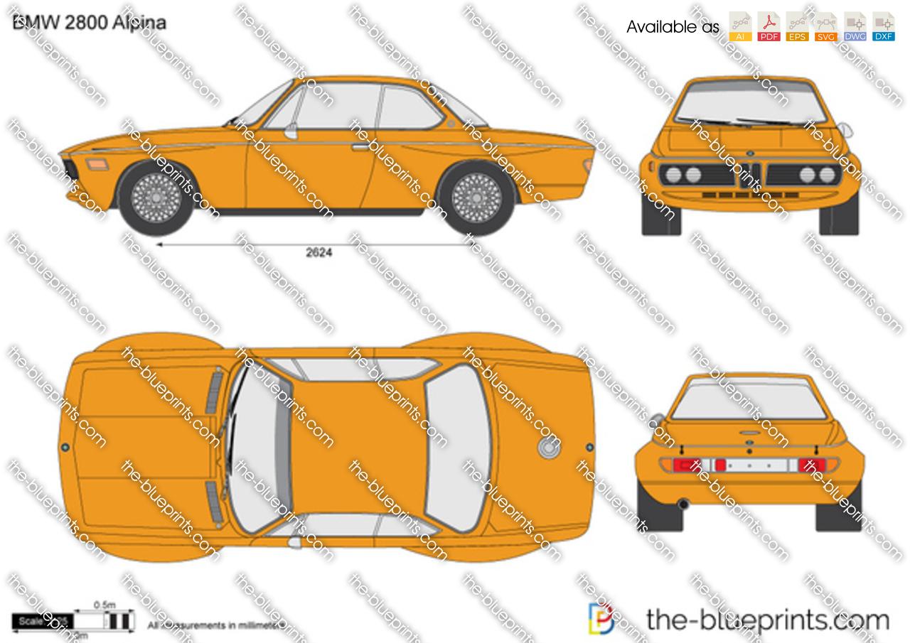 BMW 2800 Alpina