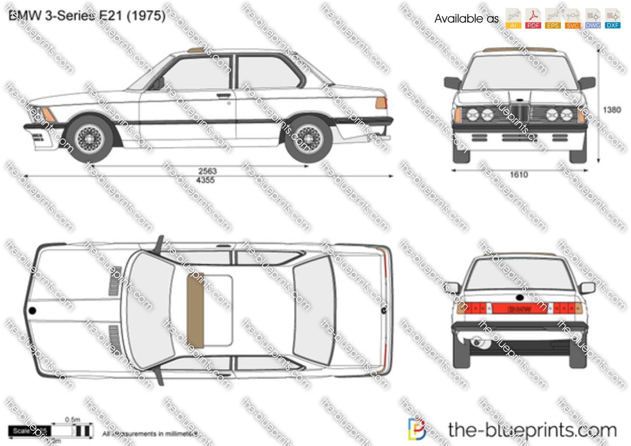 BMW 3-Series E21 1976