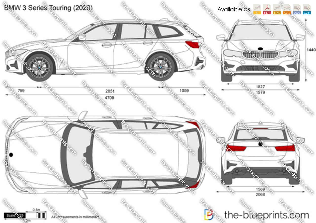 BMW 3 Series Touring G21
