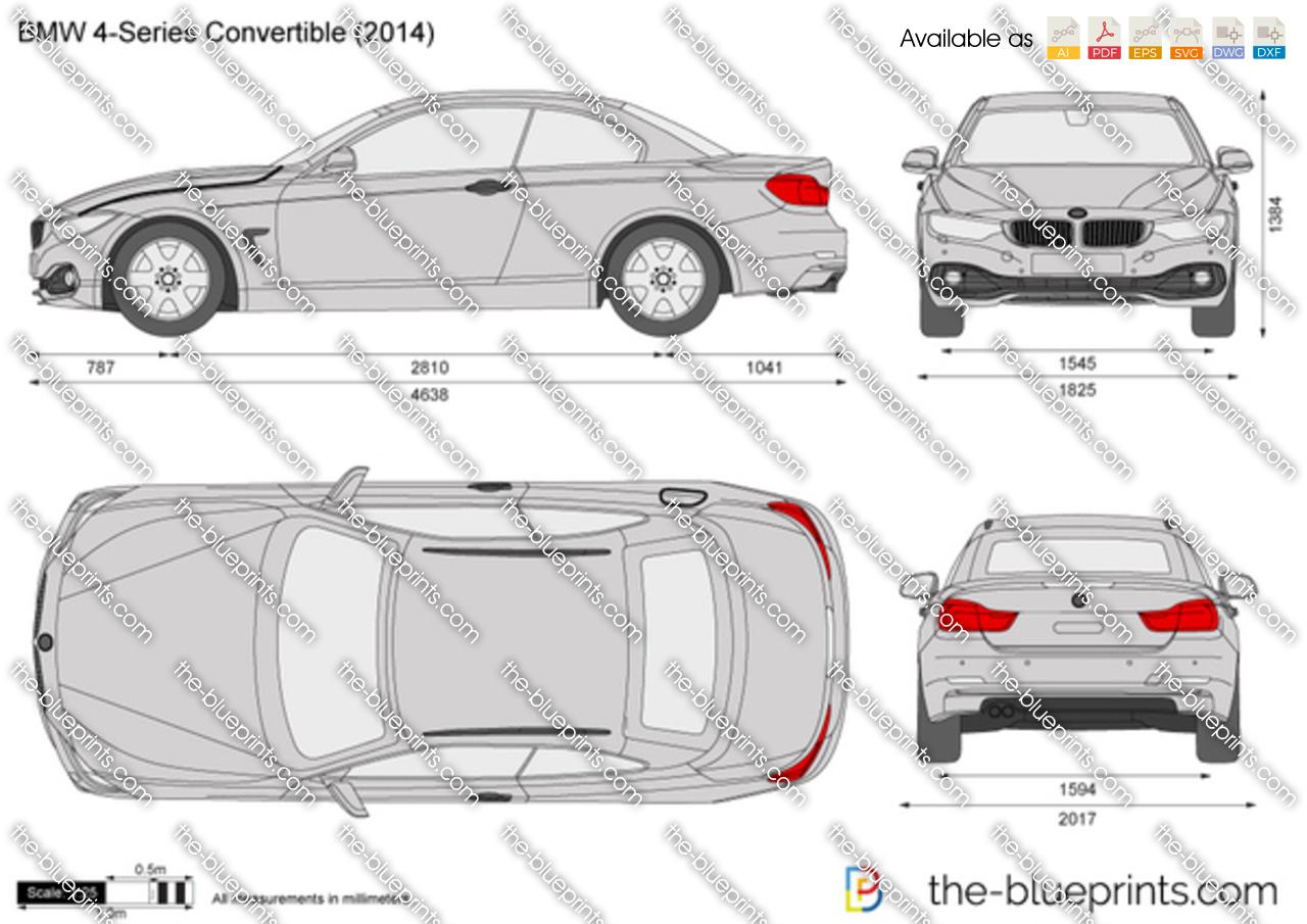BMW 4-Series Convertible F33 2018