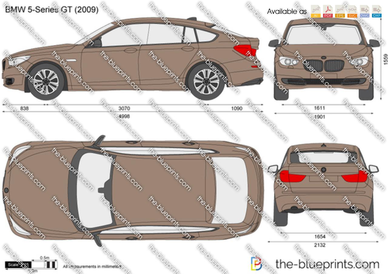 BMW 5-Series GT F07 2012