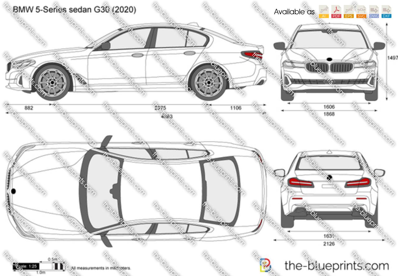 BMW 5-Series sedan G30