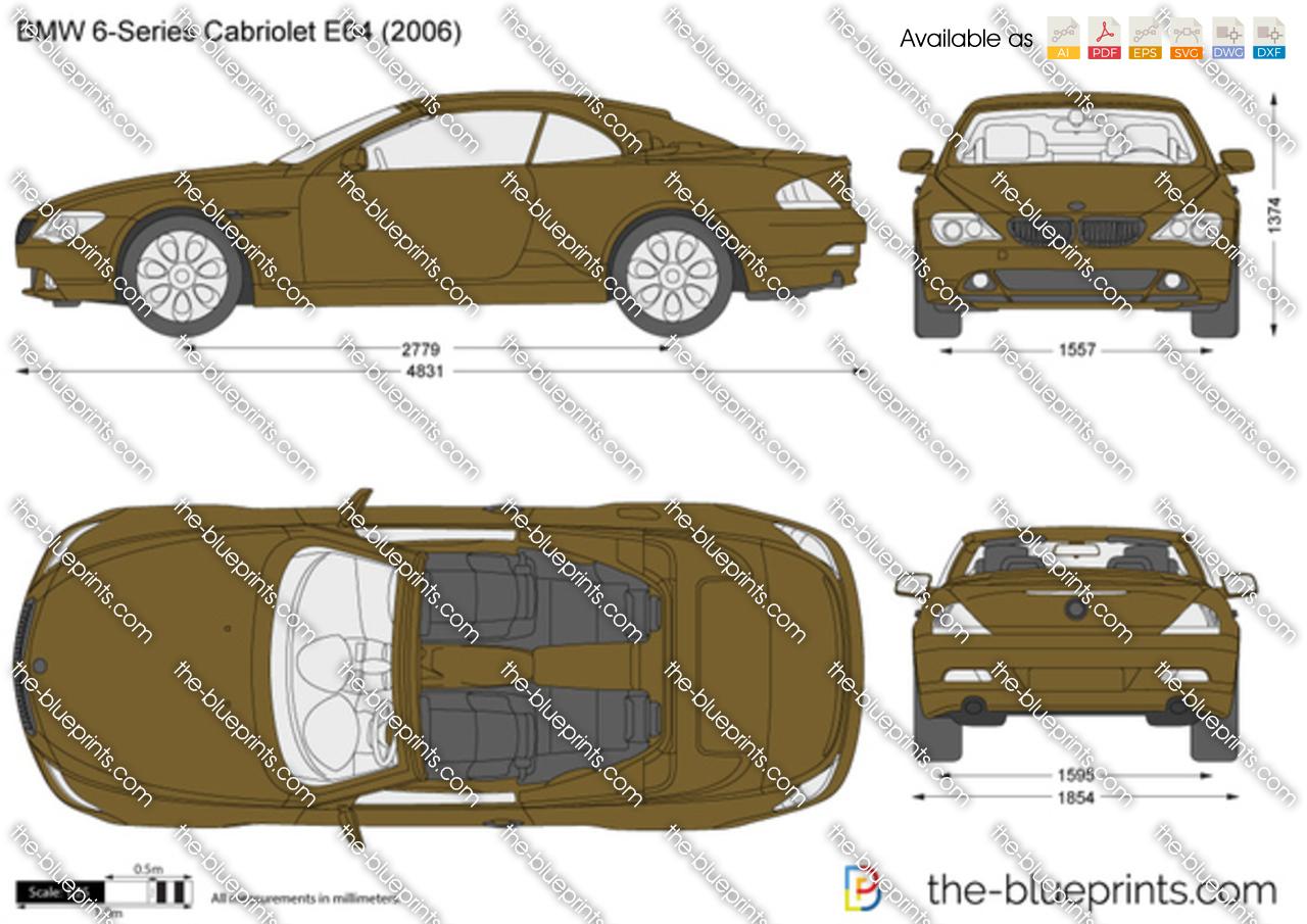 BMW 6-Series Cabriolet E64