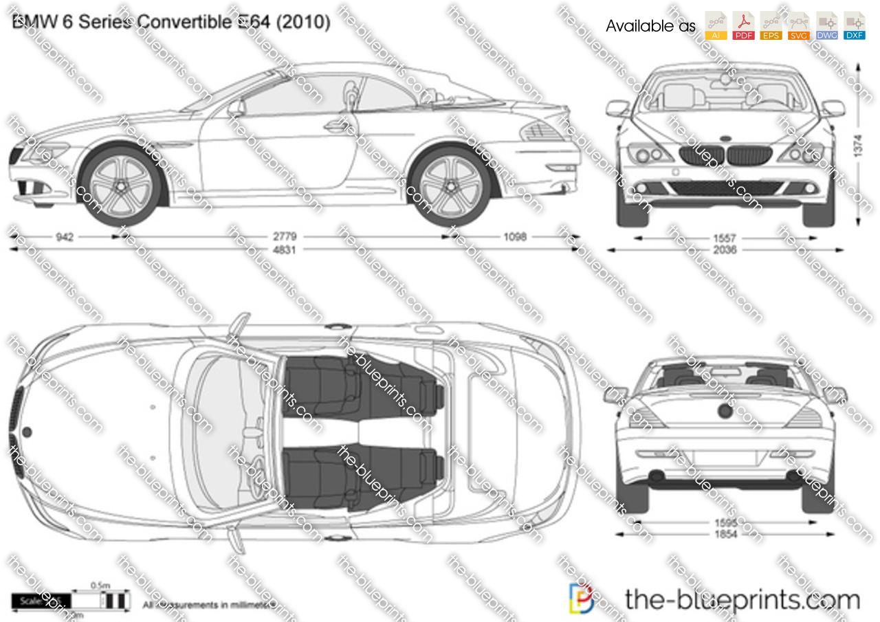 BMW 6-Series Convertible E64