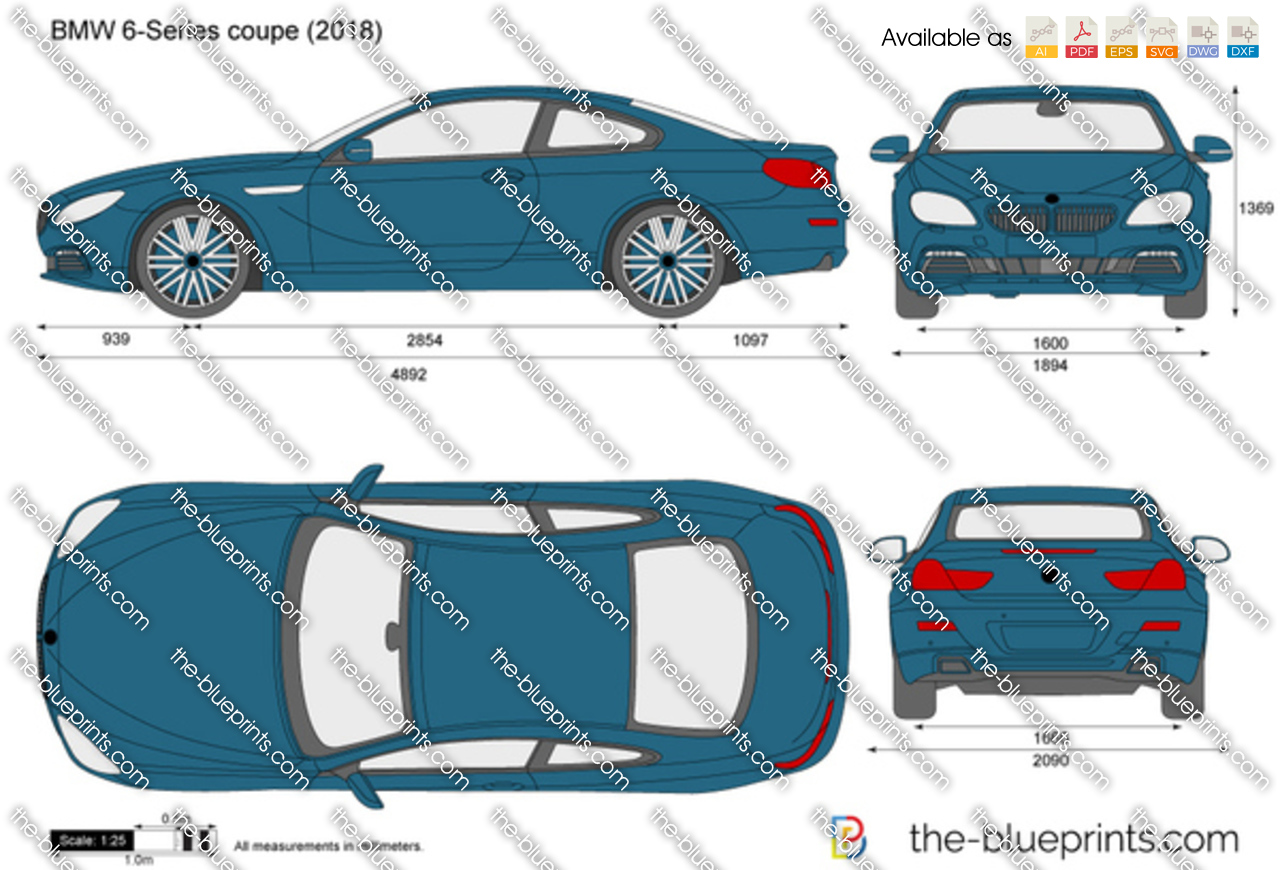 BMW 6-Series coupe F06