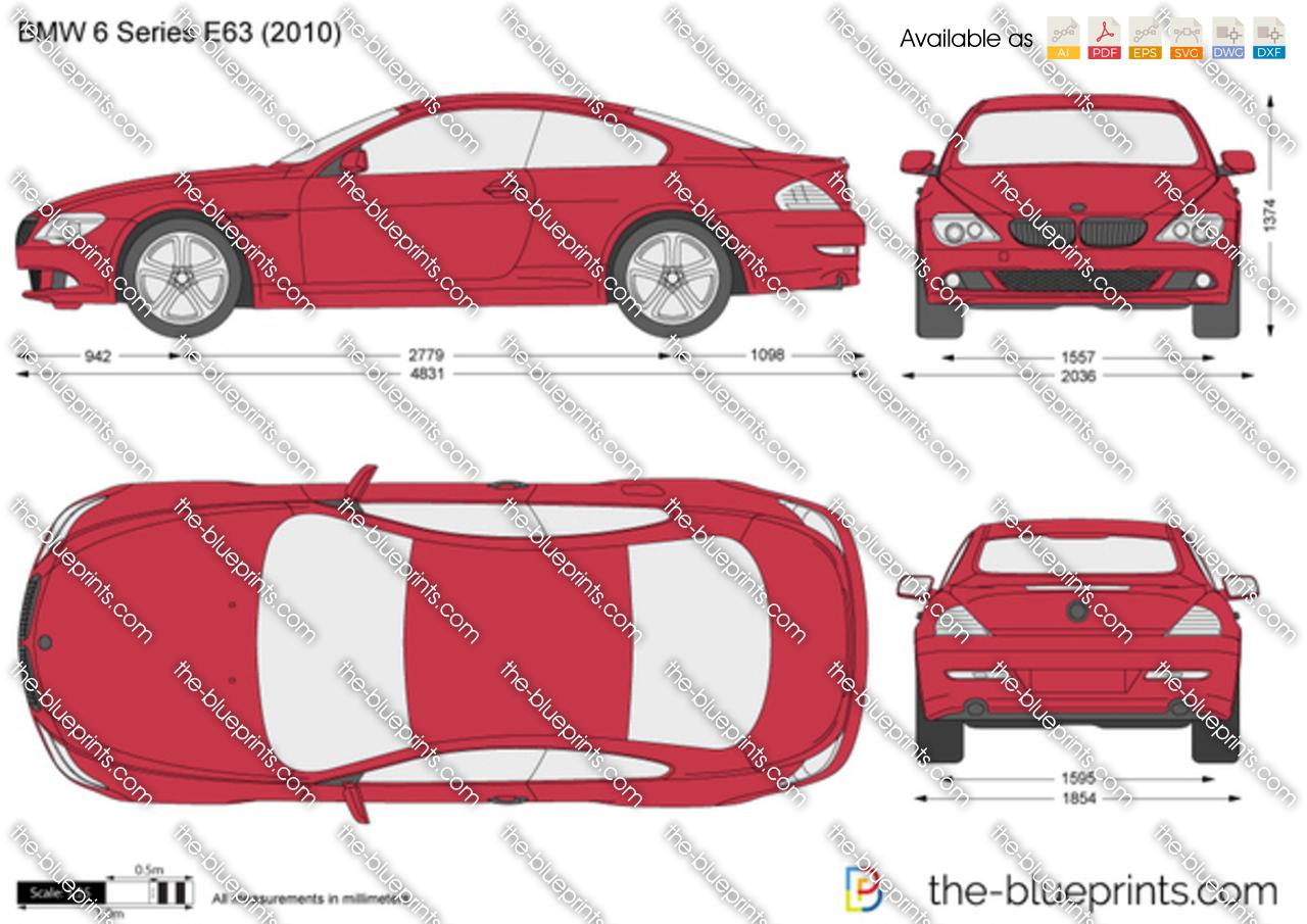 BMW 6-Series E63 2003