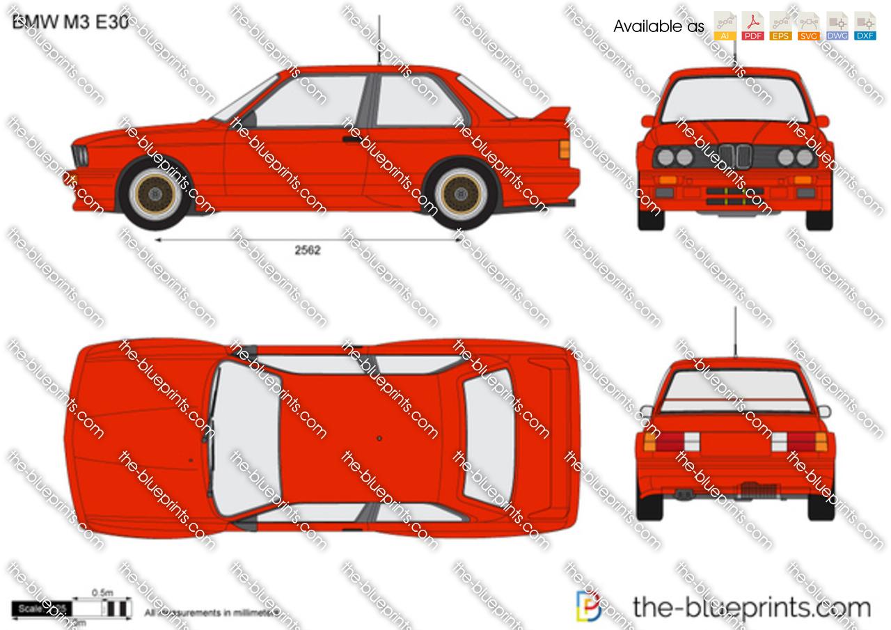 BMW M3 E30 1986