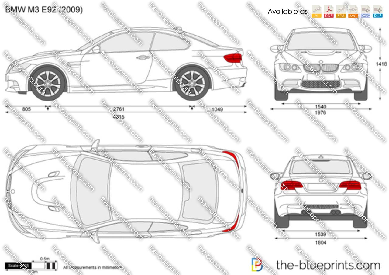 BMW M3 E92 2012