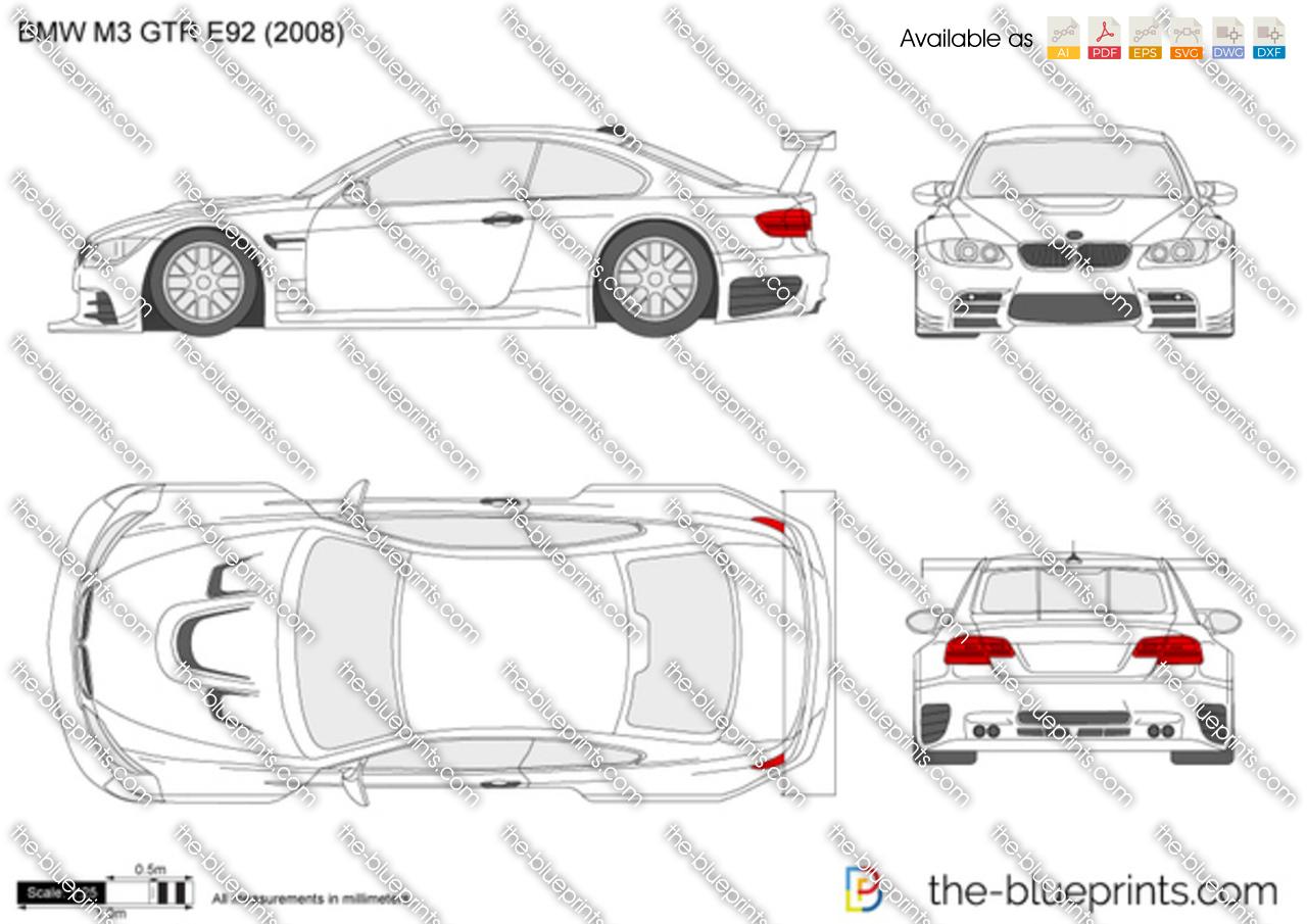BMW M3 GTR E92