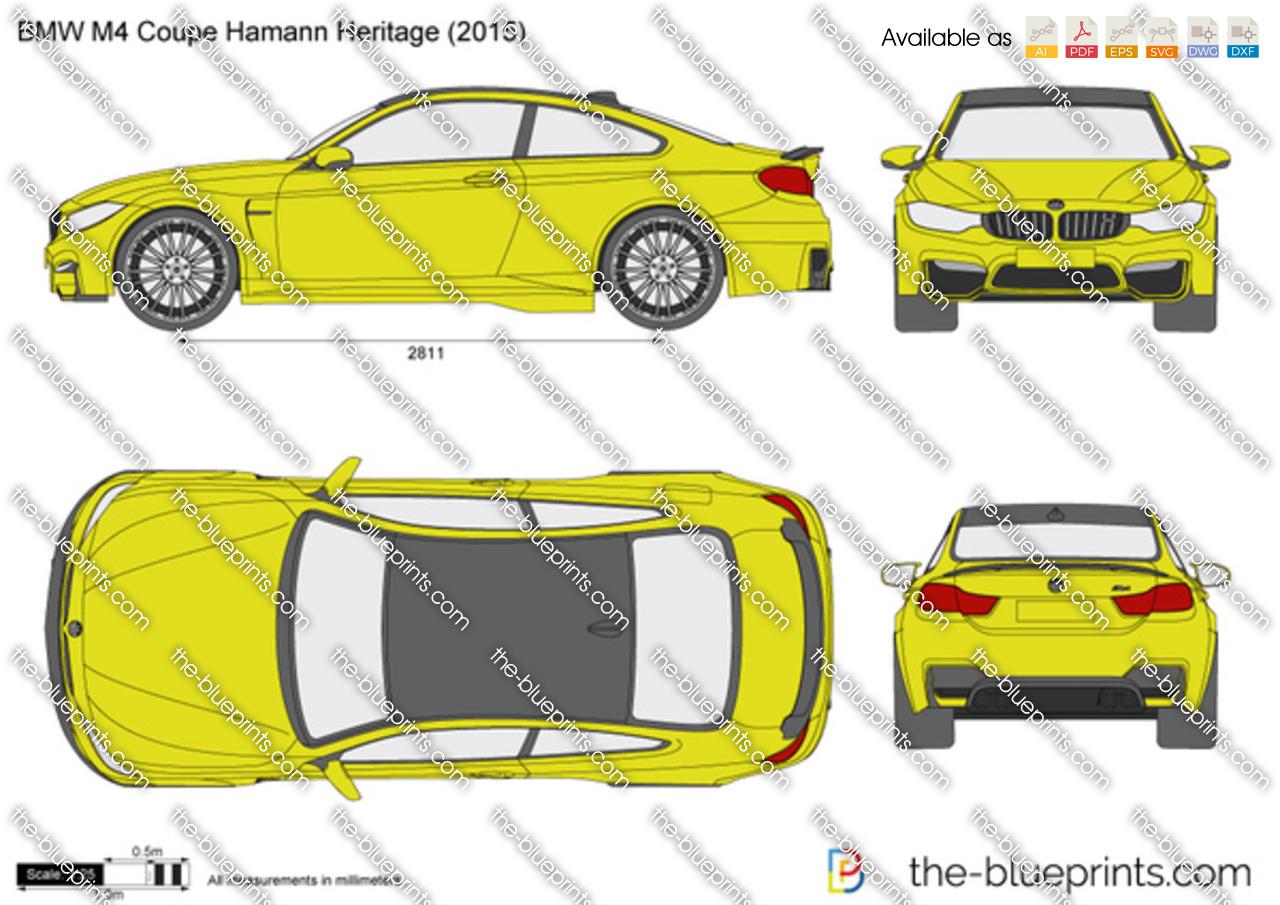 BMW M4 Coupe Hamann Heritage