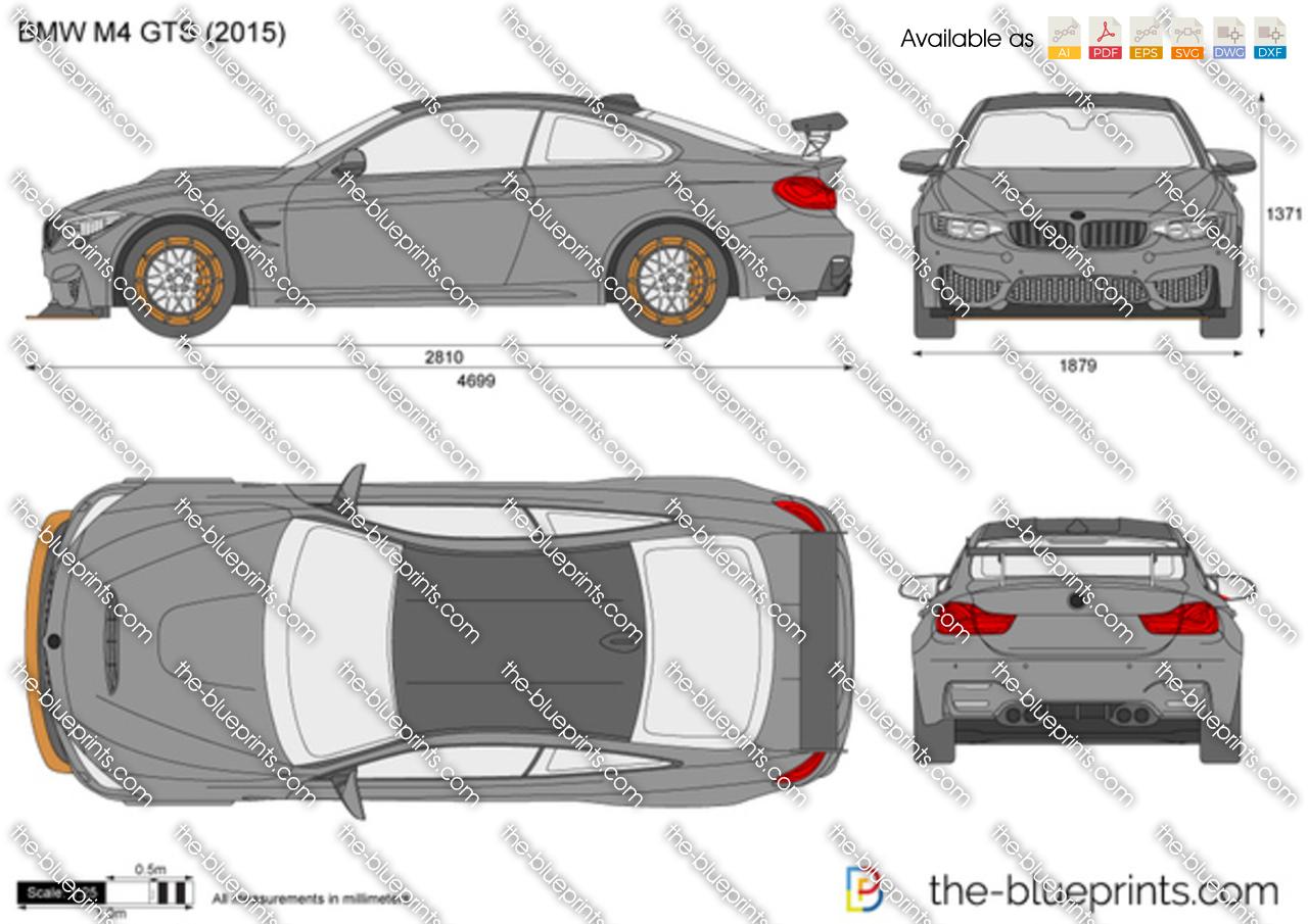 BMW M4 GTS 2018