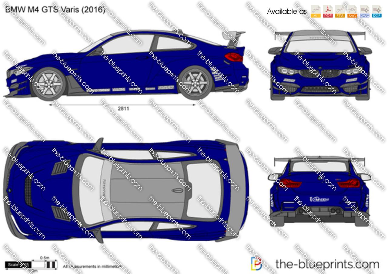 BMW M4 GTS Varis