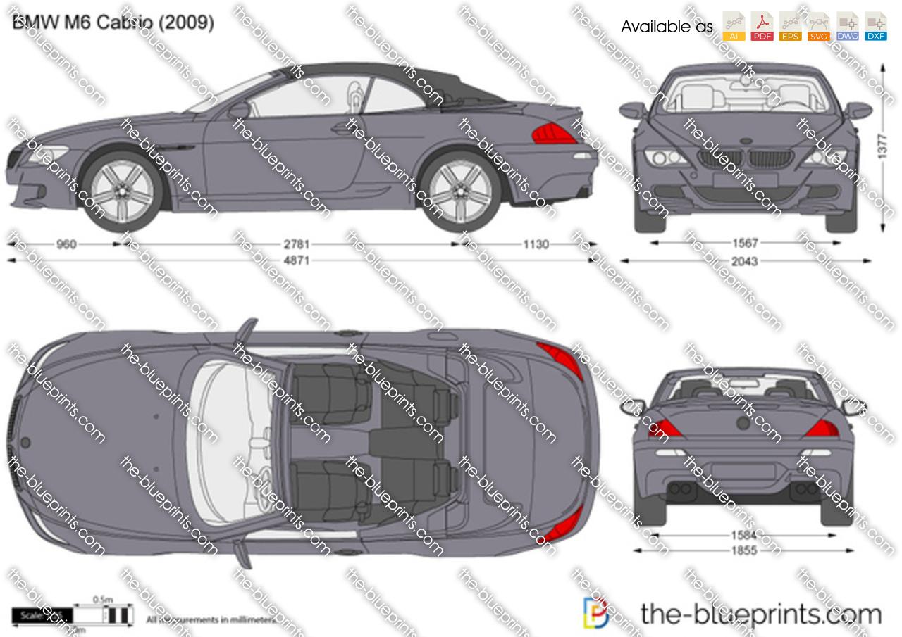 BMW M6 Cabrio E64